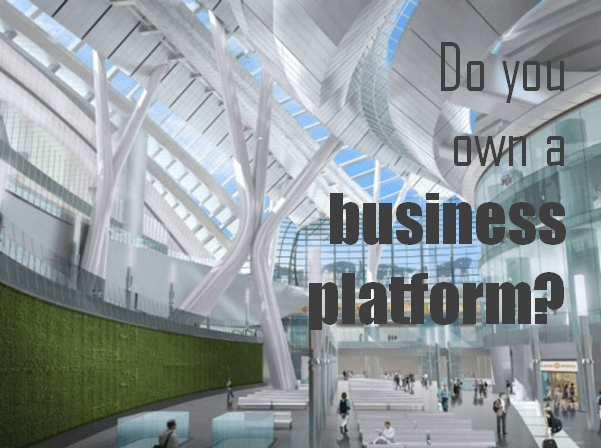 What is Business Platform Innovation